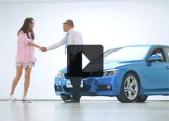 BMW官方认证二手车 激情RAP