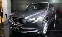 2018北京车展-短评重点车 马自达CX-8