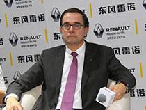 专访:东风雷诺汽车总裁 福兰